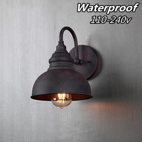 walllight, Decor, Outdoor, waterprooflight