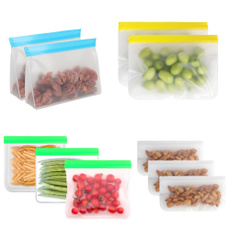 Container, siliconefoodbag, Silicone, kitchengadget