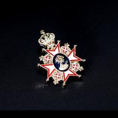 Men Jewelry, Fashion, shield, Pins