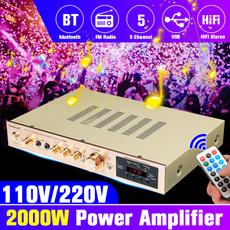 speakeramplifier, audioamplifier, Remote Controls, poweramplifier2000w