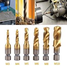 twistdrill, highspeedsteel, Tool, drillset
