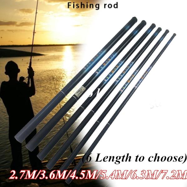 Fiber, fishingrod, outdoorfishing, telescopicfishingrod