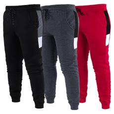 Fleece, trousers, Winter, Elastic