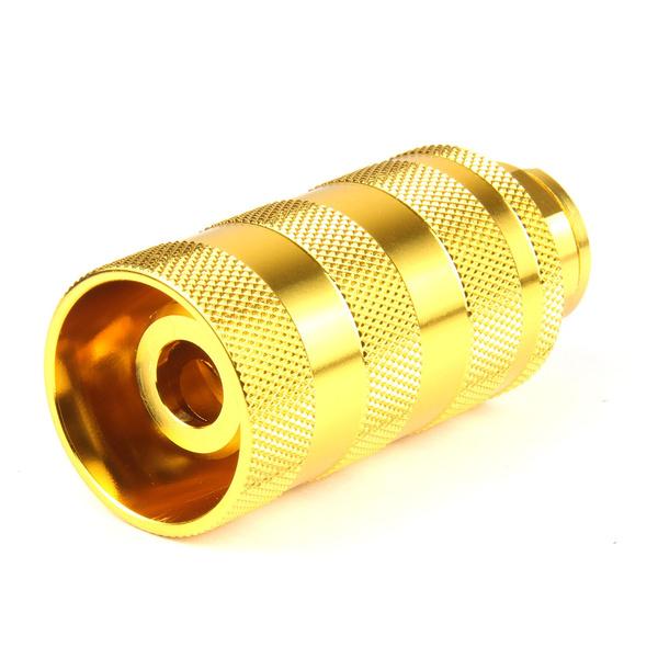 9mmmuzzlebrake, Jewelry, gold, Adapter