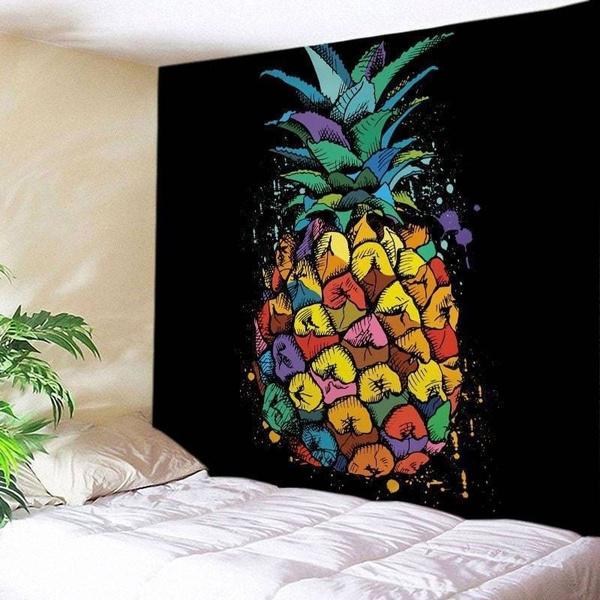 Decor, roomdivider, walltapestry, Colorful