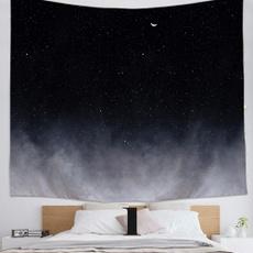 Polyester, roomdivider, walltapestry, Nature
