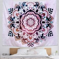 Polyester, roomdivider, Yoga, walltapestry