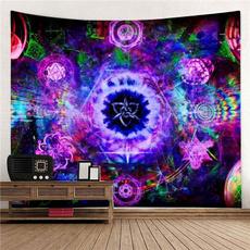 Polyester, roomdivider, art, walltapestry
