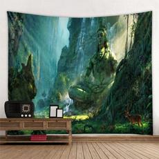 Decor, roomdivider, art, walltapestry