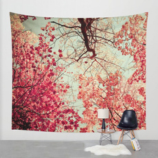 maple, roomdivider, walltapestry, hangingtapestry