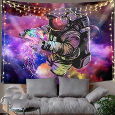 roomdivider, art, walltapestry, Colorful