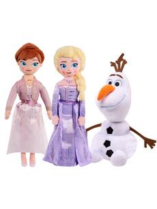 Toy, doll, frozenii, 3pack