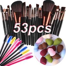 Beauty Makeup, Cosmetic Brush, Makeup, eye