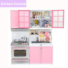Mini, educationtoy, Cabinets, Kitchen Accessories