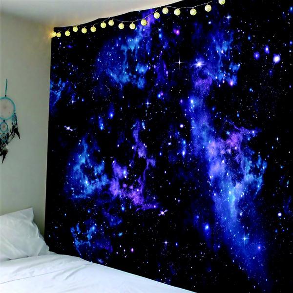 roomdivider, walltapestry, dormdecor, Sky