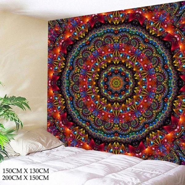 Home Decor, Fashion, hippieclothe, Colorful