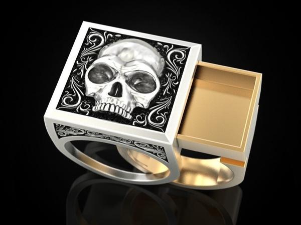 Sterling, ringsformen, 18k gold, 925 sterling silver