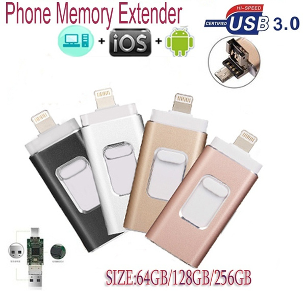 udiskotgusbflashdrive, usbflashdriveforandroidphone, microusbflashdriveforiphone, white