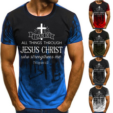 Summer, Shorts, jesusshirt, Shirt