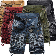 Summer, Shorts, pants, Men