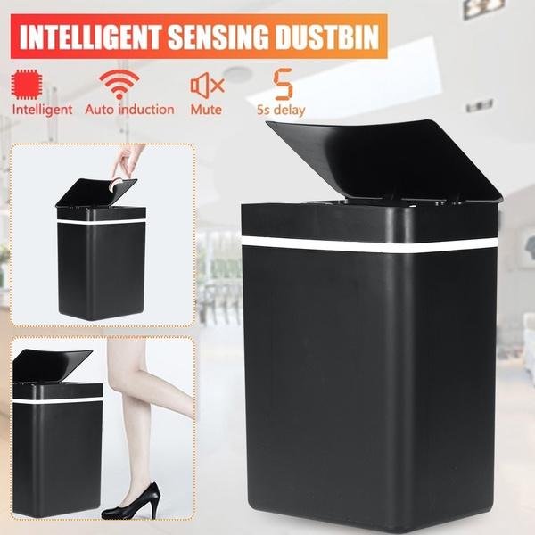 motionsensor, Kitchen & Dining, sensingdustbin, rubbishbin