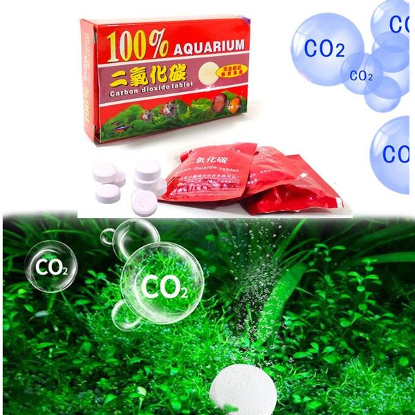 Plants, carbondioxide, Tablets, aquaticplant