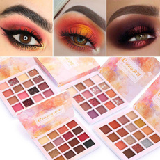 pallete, maquillage, Eye Shadow, Natural