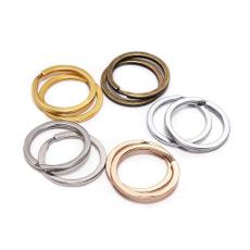 Key Chain, Jewelry, keychainring, gold