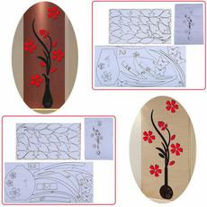 Decor, Flowers, Wall Art, Home & Living