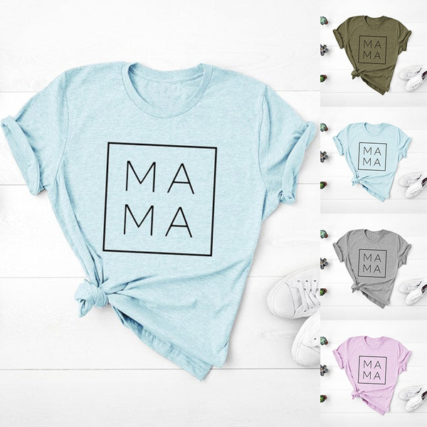 roundneckshirt, momshirt, Cotton Shirt, Shirt