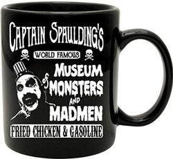 Coffee, ceramicmug, cupsandmug, Horror