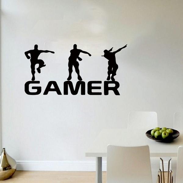 Video Games, art, gamersticker, gamewallsticker