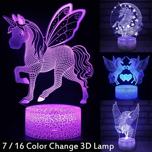 3dlamp, led, Gifts, Home & Living