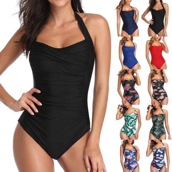 padded, Summer, Plus Size, Bikini