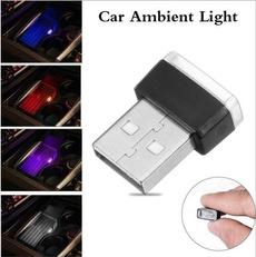Mini, led, usb, Cars