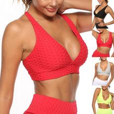 Women, Vest, Sports Bra, crop top