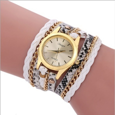bracelet watches, Jewelry, fashion watches, leather