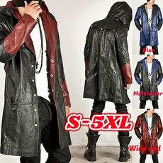 Goth, Fashion, Long Coat, Long Sleeve