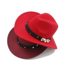 Cap, Cowboy, Cowgirl, woolhat