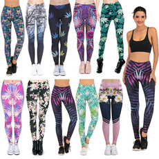 sexy leggings, Fitness, trousers, Casual pants