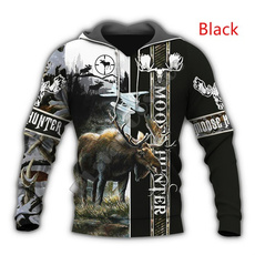 Animal, Hunting, Hunter, Pullovers