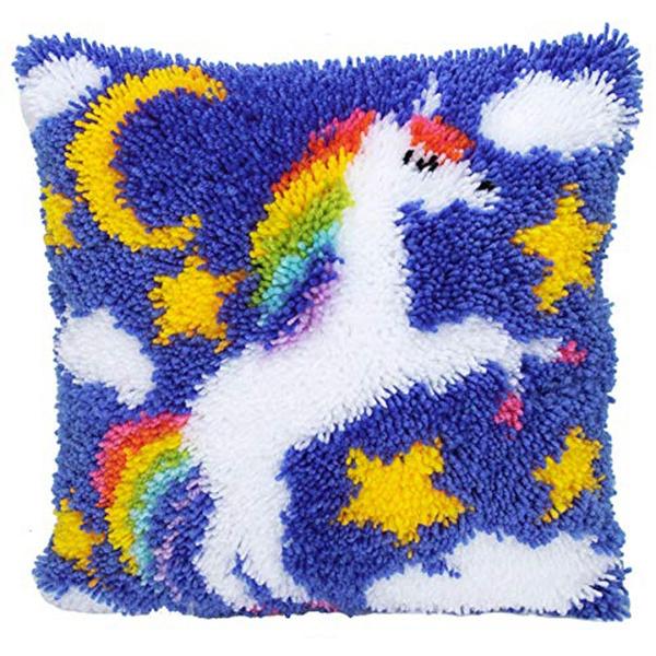 latchhookkit, horse, Knitting, Embroidery