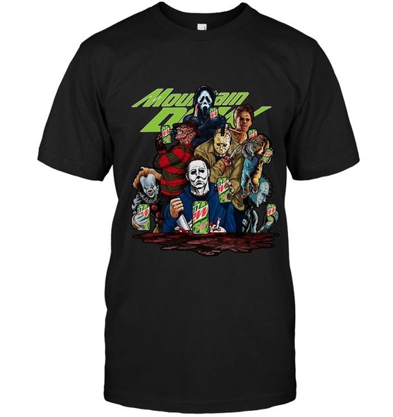 Mountain, Funny T Shirt, Cotton T Shirt, summer shirt