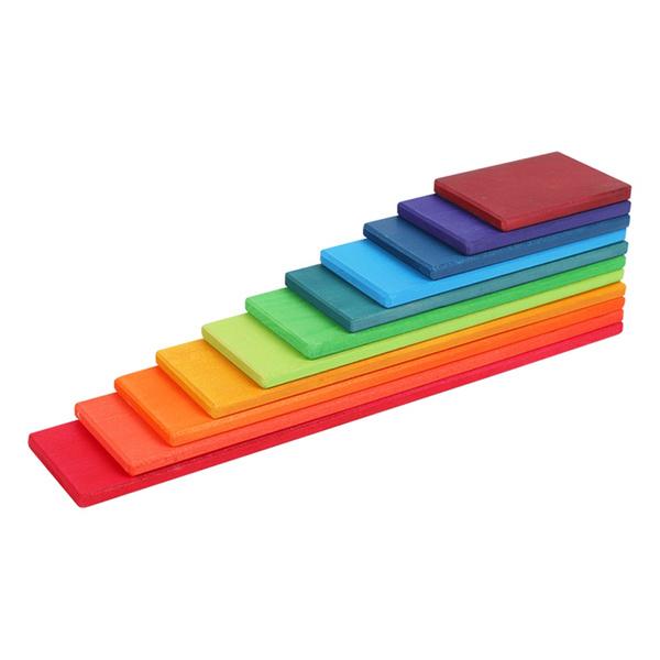 11, rainbow, woodenhandcraftedtoy, Toy
