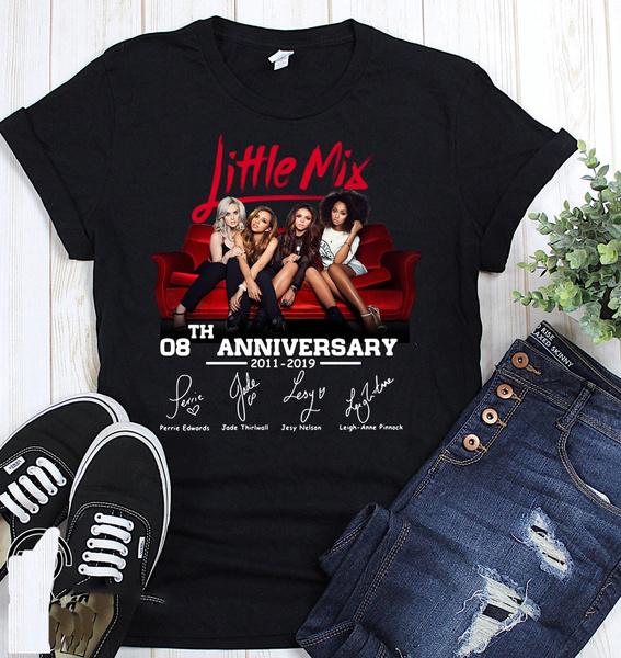 bandshirt, Funny T Shirt, littlemixshirt, Cotton T Shirt