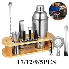 Steel, shakermixerdrinkbartender, cocktailkit, bartender