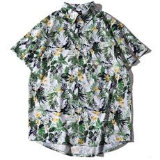 lapel, Plants, cardigan, Shirt