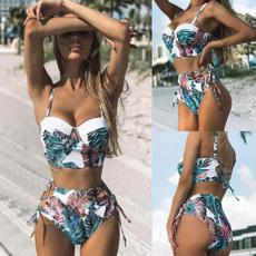 Fashion, women swimsuit, padded bikini, Swimwear