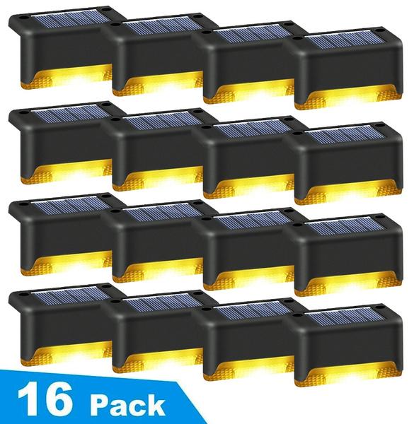 solarstairlamp, Outdoor, led, Waterproof