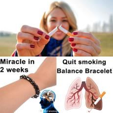 quitsmoking, Jewelry, blackstone, Bracelet
